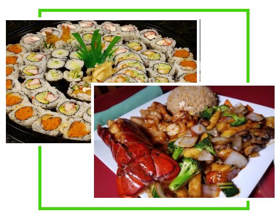 Lemongrass Thai and Sushi